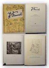 Simmel Skizzen und Witze 1950 Humor Belletristik Illustrationen illustriert xy