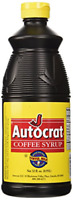 Autocrat Coffee Coffee Syrup 32 Oz Pack of 2