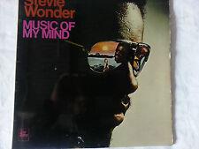 Stevie Wonder – Music Of My Mind LP Record - STMA 8002