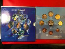 Finlande Série Divisionnaire Lot 2002 FDC UNC