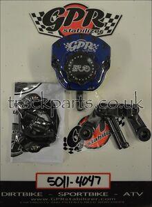 *New* GPR Steering Damper - Suzuki GSXR1000 09-16