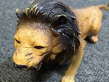 BRAND NEW Large Hard plastic animal figure MALE LION (LARLIO)