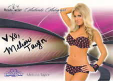 2008  MELISSA TAYLOR BENCHWARMER  AUTO FREE SHIPPING