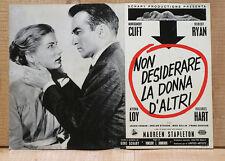 NON DESIDERARE LA DONNA D'ALTRI fotobusta poster Clift Lonelyhearts BJ3