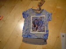 Verano 2013 -so 13 - Camiseta doble, azul V. García talla 164
