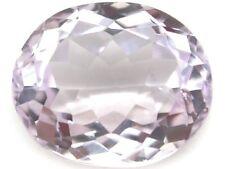 7.95 ct Oval Faceted Sweet Pink Kunzite ( Brazil )