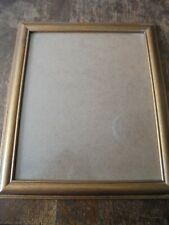 "PHOTO FRAME 12"" X 10"" DISTRESSED GOLD"
