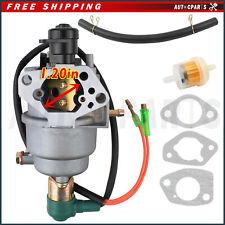 Harbor Freight Chicago Electric 98838 98839 13HP 6500W Generator Carburetor