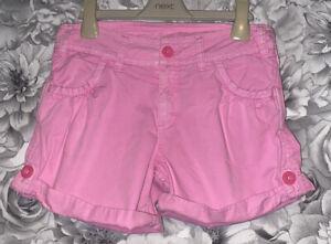 Girls Age 13-14 Years - H&M Pink Shorts