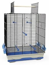 Bird Cage Budgerigar Canary with Perches