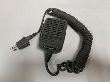 Kenwood Communication Radio SMC-25 Handheld Hand Speaker Mic Microphone (B5)