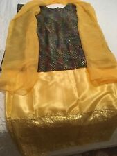 ARABIAN NIGHTS HALLOWEEN COSTUME, BRAND NEW, HANDMADE, ONE SIZE FITS ALL