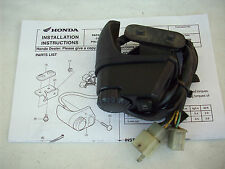 PASSENGER CB TRANSMIT AND VOLUME CONTROL SWITCH FOR HONDA GOLD1800, EXCELLENT
