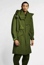 Nike Nikelab ACG Gore-Tex Hooded Coat Size Medium Olive Green (AQ3516-395) New
