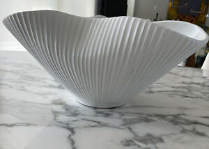 Jonathan Adler Pinch Bowl. Extra Large. White