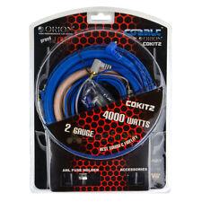 2 awg car audio amplifier kit for sale ebay rh ebay com