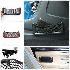 Car SUV Storage Elastic Net String Bag Organize iPhone 6 Phone Fuel Card Tickets