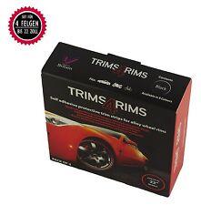 Trims4Rims by Rimblades Felgenschutz Felgenstyling Felgenringe Rim Guard SCHWARZ