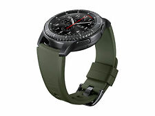 Genuine Samsung Gear S3 Active Silicon Band ET-YSU76M (Khaki)