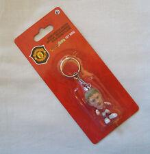 Microstars Key Ring MANCHESTER UTD (HOME) SOLSKJAER Keyring Supplied on Card