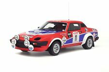 TRIUMPH TR7 V8 GROUPE 4 1/18 OttO OttOmobile OT220 EN STOCK