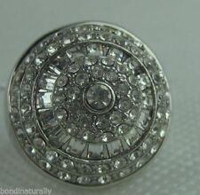 Oroton Rhodium Plated Fashion Rings