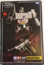 PRE OWNED Takara Transformers Masterpiece: Mp-5 Megatron Action Figure Tomy
