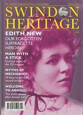 SWINDON HERITAGE illust magazine 1st edition Spring 2013 Local History Wiltshire