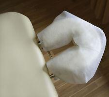 PROTEGE-TETIERE Protection jetable pour têtière de table de massage, 100 Pièces