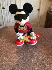 Musical Rock Star Mickey Mouse