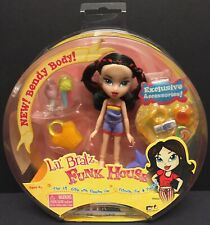 Lil' Bratz Funk House Doll Nazalia New