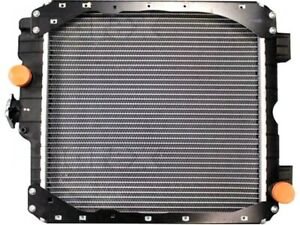 RADIATOR FOR NEW HOLLAND TT75 TRACTORS. (3 CYL)