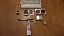 13pc Bicycle Puncture Repair Kit