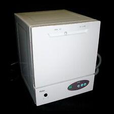Haier HDT18PA Small Mini Portable Dishwasher for RV Apartment Bar Mancave
