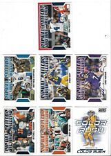 2018 SCORE FOOTBALL INSERT AND PARALLEL CARD LOT - 34 CARDS