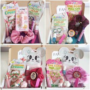 Girls Pamper Gift Box Set Beauty Hamper Kit Bath Body Sleepover Birthday Treat