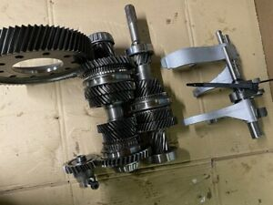 Lancer Evo 7 complete 5 speed gears final drive Evolution 4 5 6 8 9 gearbox
