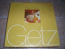 Stan Getz Jazz Double LP