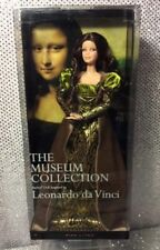 MONA LISA LEONARDO DA VINCI MUSEUM COLLECTION BARBIE DOLL 2010 PINK LABEL V0444