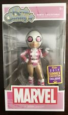 NIB FUNKO, ROCK CANDY, MARVEL GWENPOOL, 2017 SUMMER CONVENTION EXCLUSIVE!