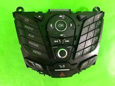 FORD FIESTA MK7 RADIO CD CONTROL SWITCH FASCIA PANEL C1BT18K811PA 2013-2017