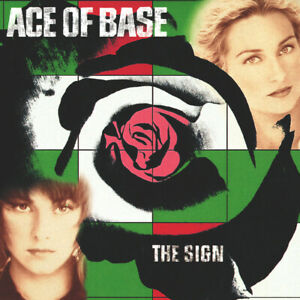 MINT CD Ace Of Base – The Sign 1993  All That She Wants Don't Turn Around