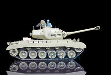 HengLong 1/16 Plastic USA M26 Pershing RTR RC Tank Model Sound  3838