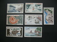 Nouvelle-Calédonie Stamps French Colonies  N° PA 66 à 72  neuf **  C 115 €