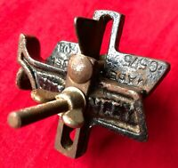 Vintage Stanley C575 Auger Drill Bit Depth Stop Gauge Jappened Woodworking Tool