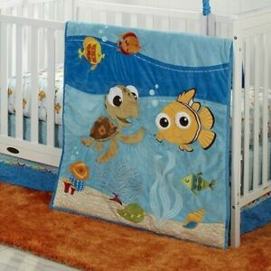 Finding Nemo Comforter Only by Disney Baby