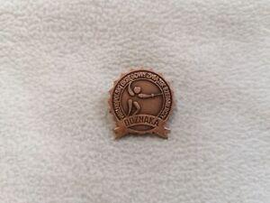 Wielkopolski Fencing Federation - reg.Poland pin