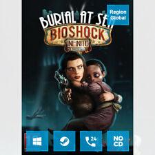 BioShock Infinite Burial at Sea Episode Two 2 DLC PC Game Steam Key Region Free