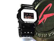 CASIO G-SHOCK X BE@RBRICK medicom DW-5600MT-1 limited edition Uhr Watch TOP