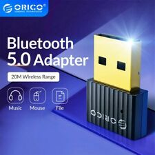 ORICO Mini Wireless USB Bluetooth Dongle Adapter 5.0 Bluetooth Music Audio Rece